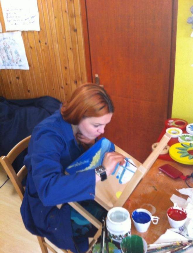 Intervju s Anom Boroš - dizajnericom interijera, namještaja od drva, igračaka i suvenira
