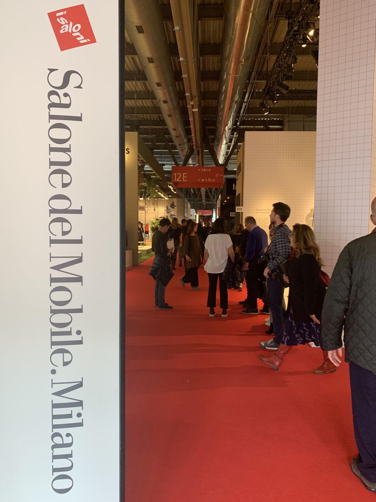 Salone del Mobile Milano 2019