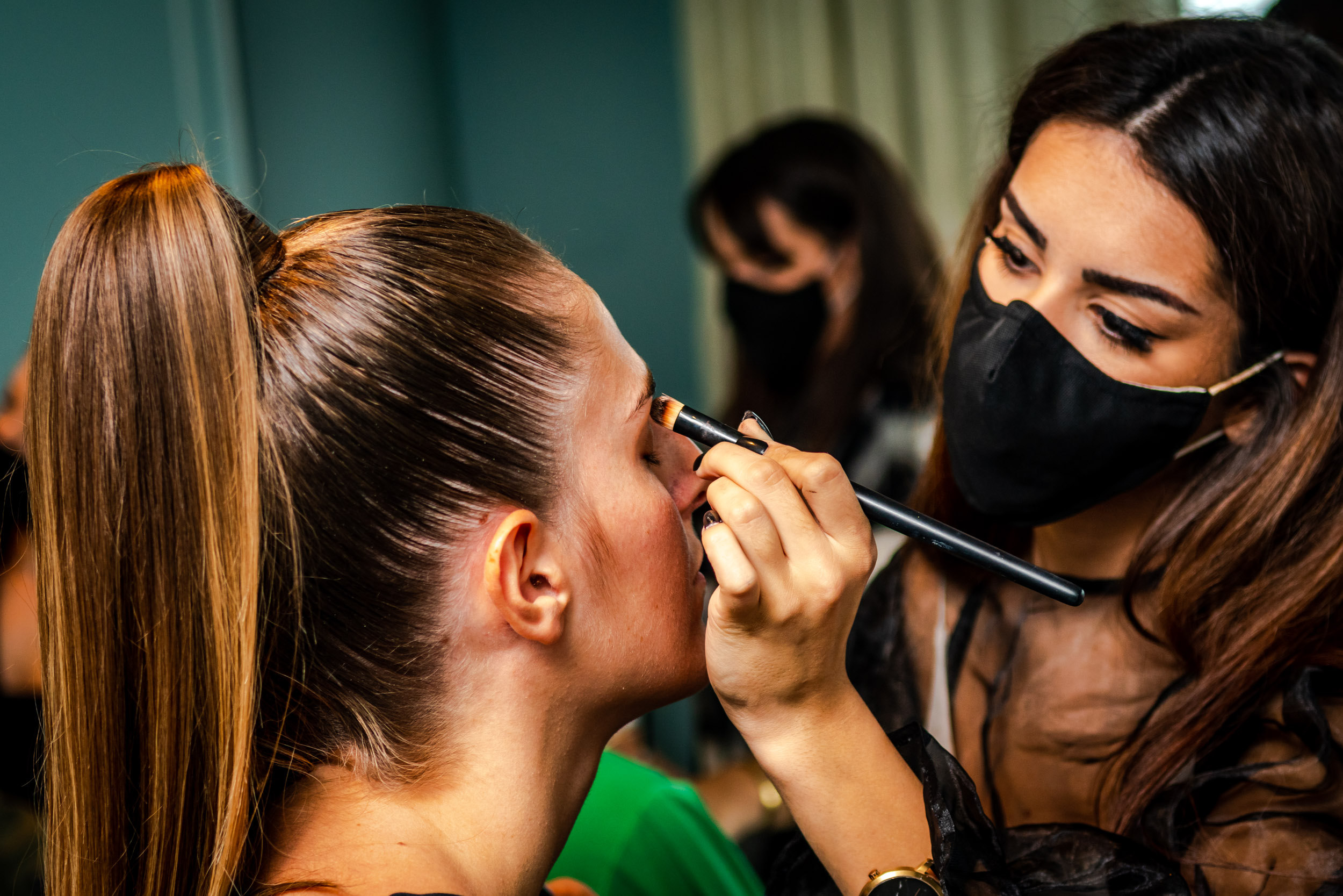 MAKEUP by CALLEGARI: Lifestyle Check In bilateral soirée, SPLIT; Beauty&Hair Expo, ZAGREB