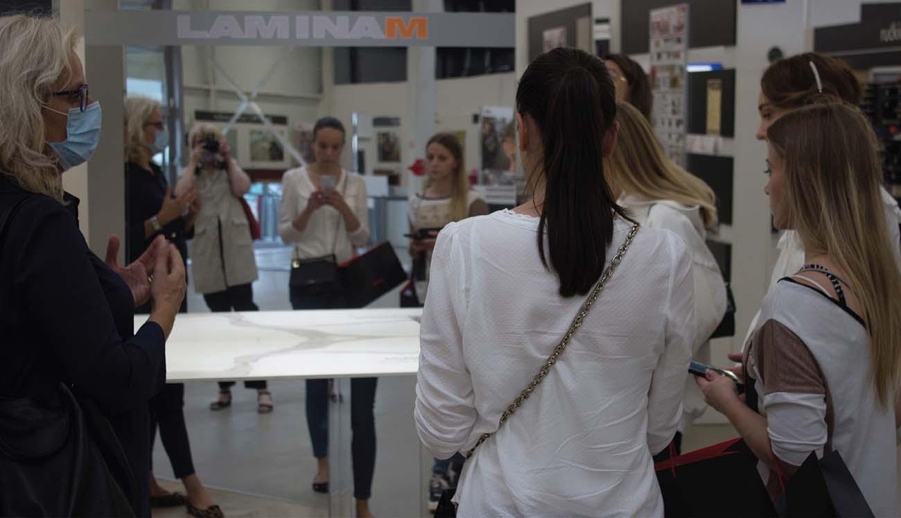 TERENSKA NASTAVA u ELGRADU: saznali smo sve o najnovijoj DEKORATIVNOJ KOLEKCIJI EGGER 2020-2022