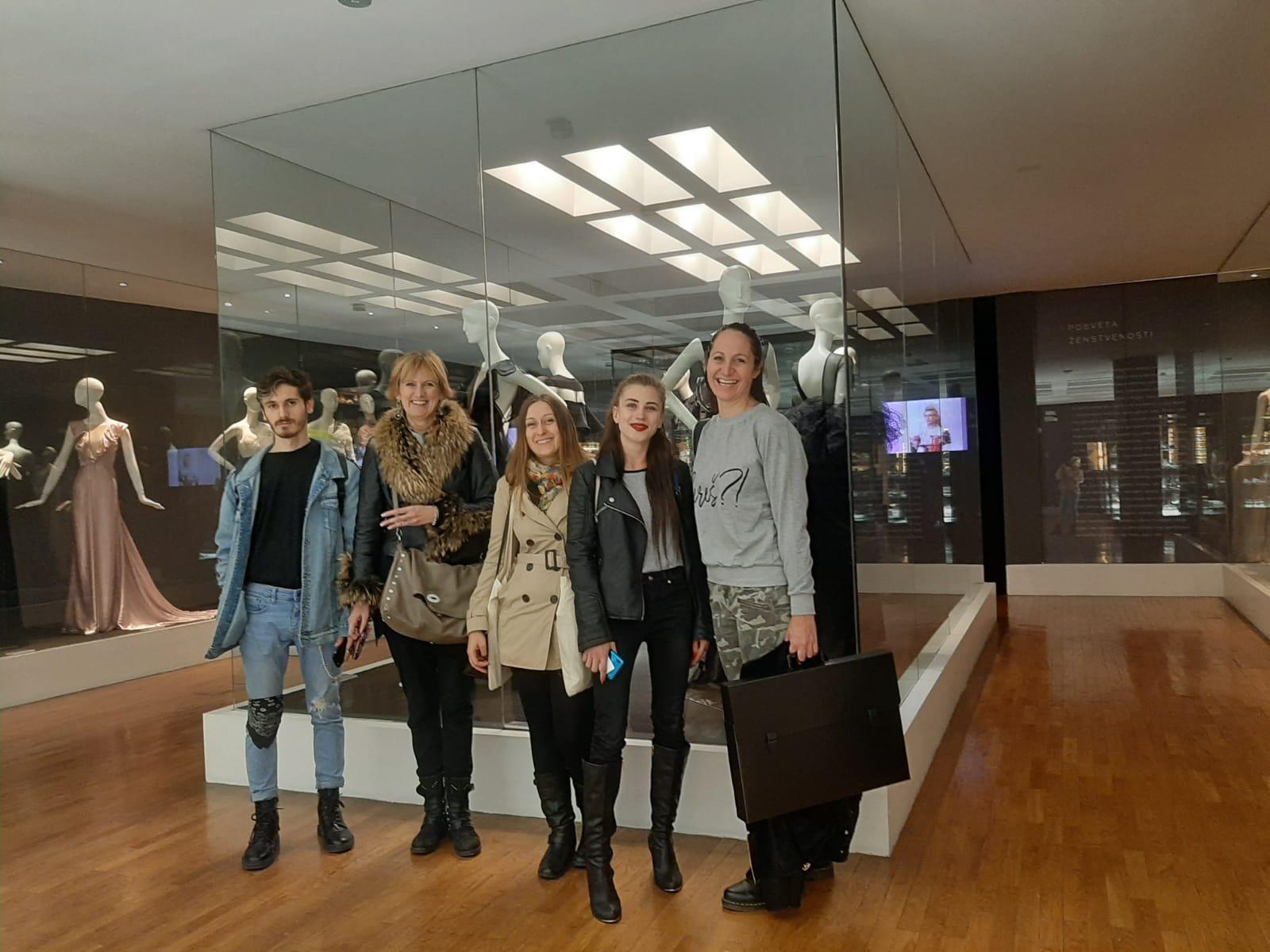Na izložbi 15 godina eNVy rooma - modna priča koja je započela u Callegarijevim učionicama