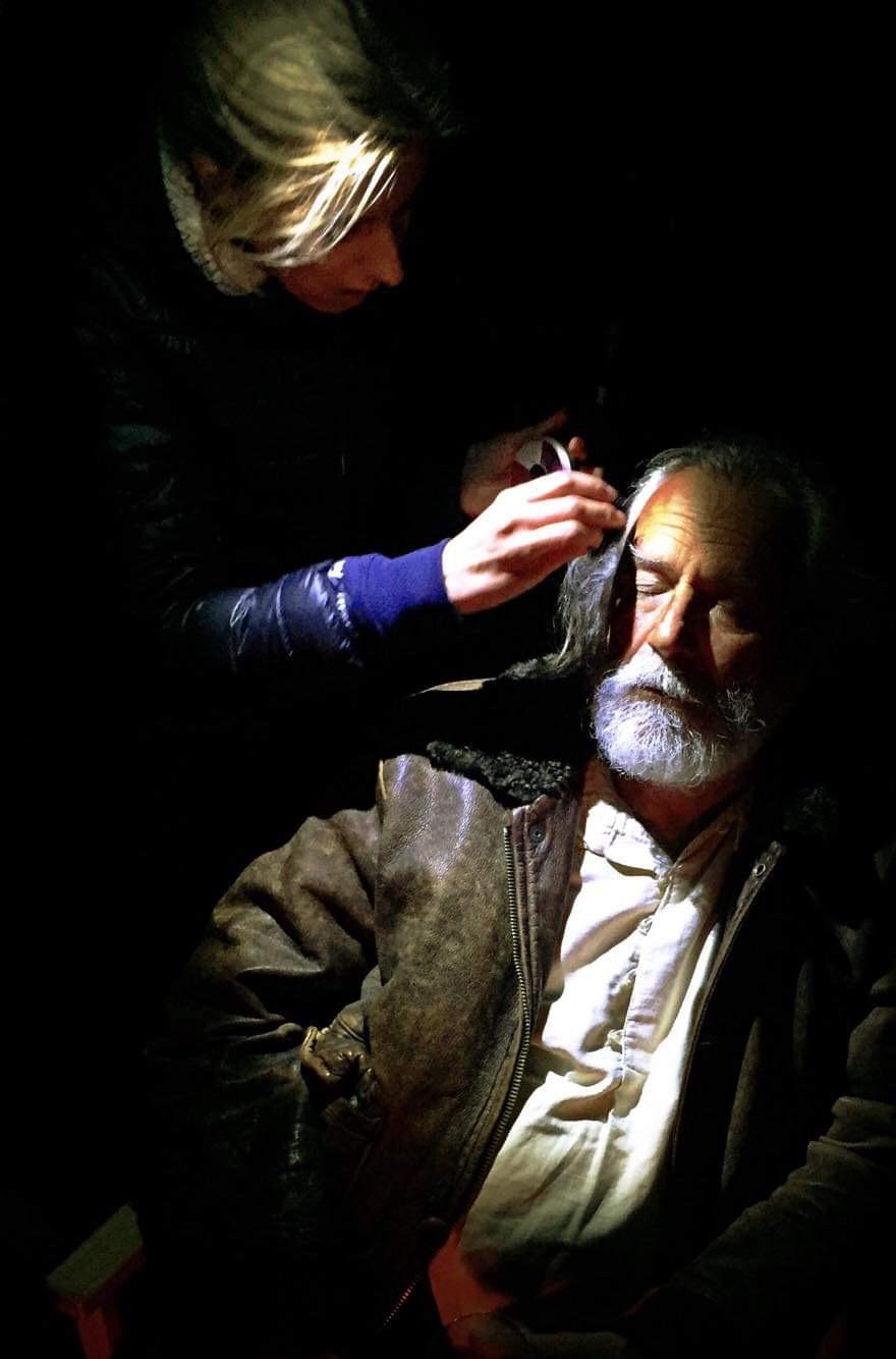 Callegarijeve polaznice vizažizma asistiraju na filmskim setovima