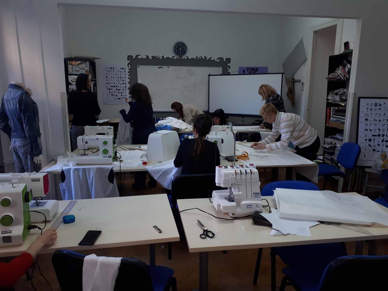 Prvi plodovi ruku naših kreativnih žena - edukacija sufinancirana EU sredstvima